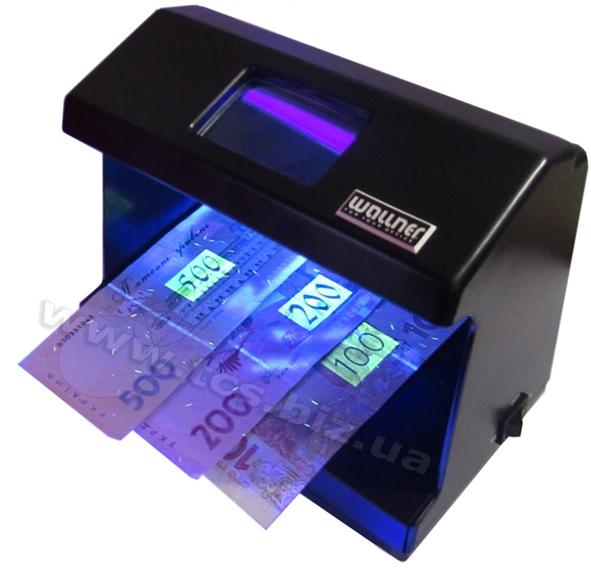 Уникальное фото детектора купюр Wallner DL 1011 Купить Wallner DL 1011